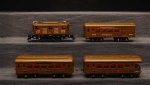 Ives Standard Gauge 701-1 Set.