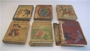 Early 1900s Wizard of Oz Books