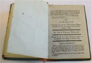 1840s The New England Primer Schoolbook