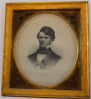 1855 John Walker Maury Portrait