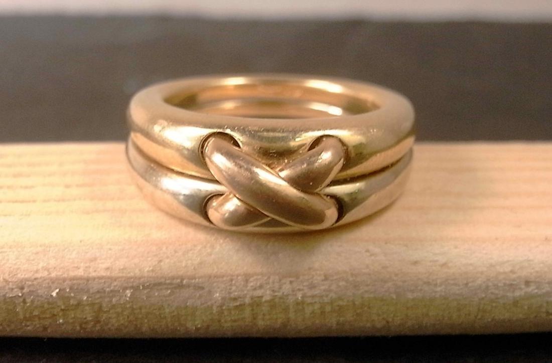 Ring Chaumet Paris Liens Gold
