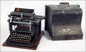 REMMINGTON STANDARD NO. 2 TYPEWRITER.