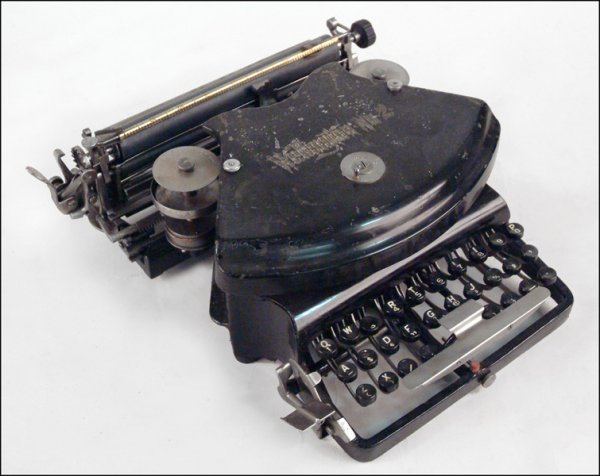 275: WELLINGTON NO. 2 TYPEWRITER.