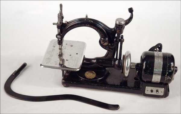 285 Wilcox Gibbs Electric Sewing Machine