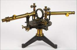 141: ABBE SPECTROMETER BY CARL ZEISS.