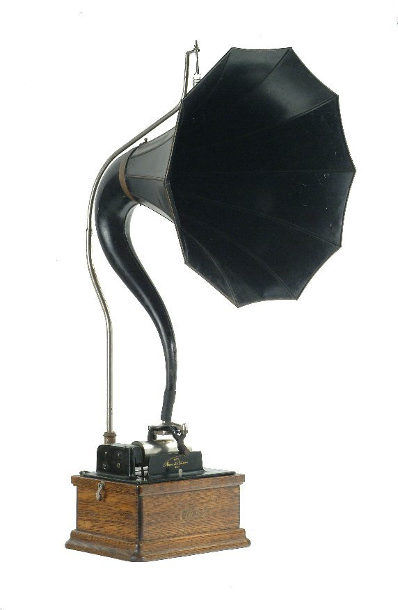2: Edison Fireside Phonograph, - 2