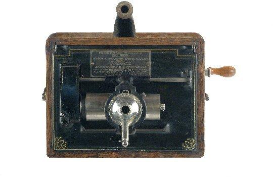 2: Edison Fireside Phonograph, - 3