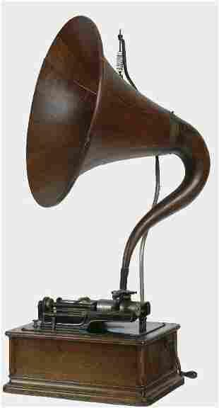 Edison Triumph Phonograph, Model G