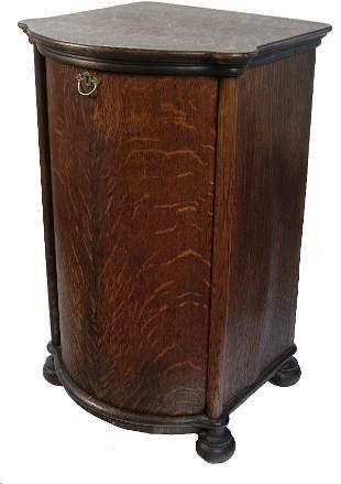 Herzog No. 710 Cylinder Cabinet,