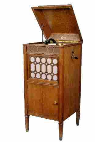 Edison Amberola 80 Phonograph,