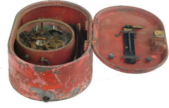 29: Victor Factory Fire Alarm Box, - 2