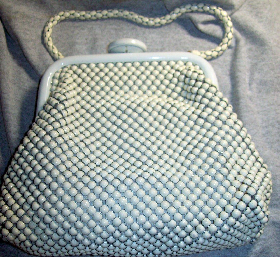 Vintage Whiting & Davis Handbag Alumesh Purse Handbag