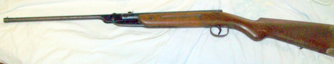 DIANA MODEL 22 AIR RIFLE .177 MADE IN GERMANY
