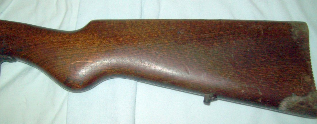 DIANA MODEL 22 AIR RIFLE .177 MADE IN GERMANY - 4