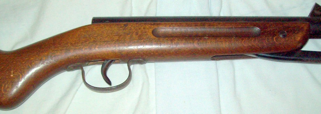 DIANA MODEL 22 AIR RIFLE .177 MADE IN GERMANY - 7