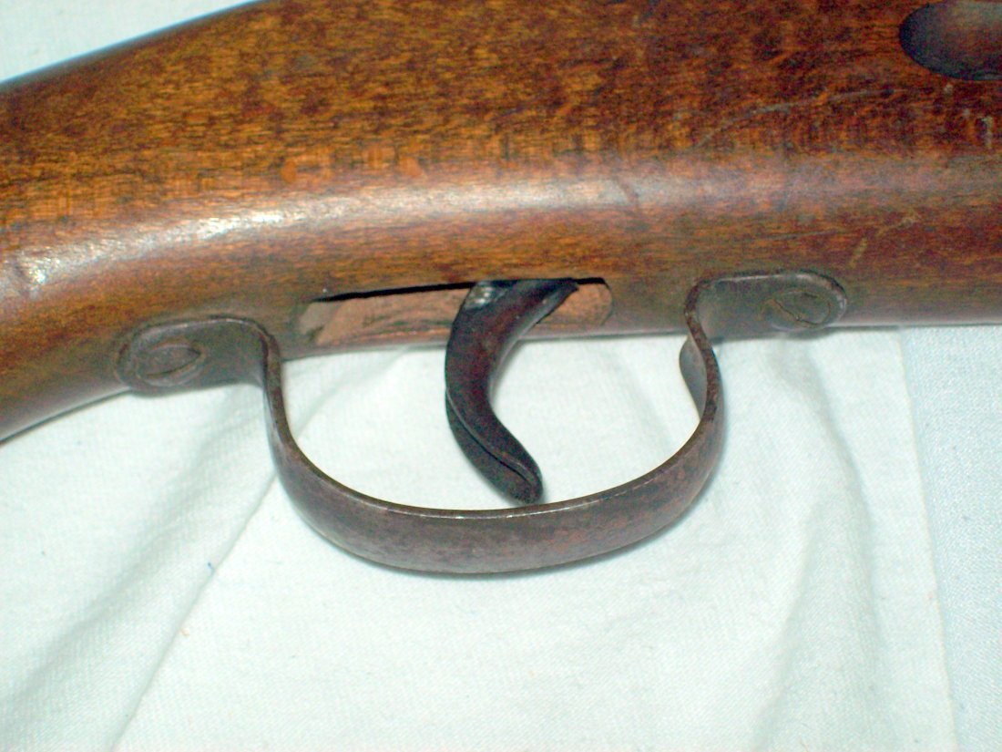 DIANA MODEL 22 AIR RIFLE .177 MADE IN GERMANY - 9