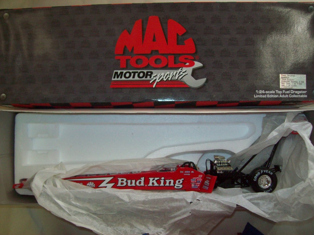 MAC TOOLS Budweiser Kenny Bernstein 1998 Top Fuel