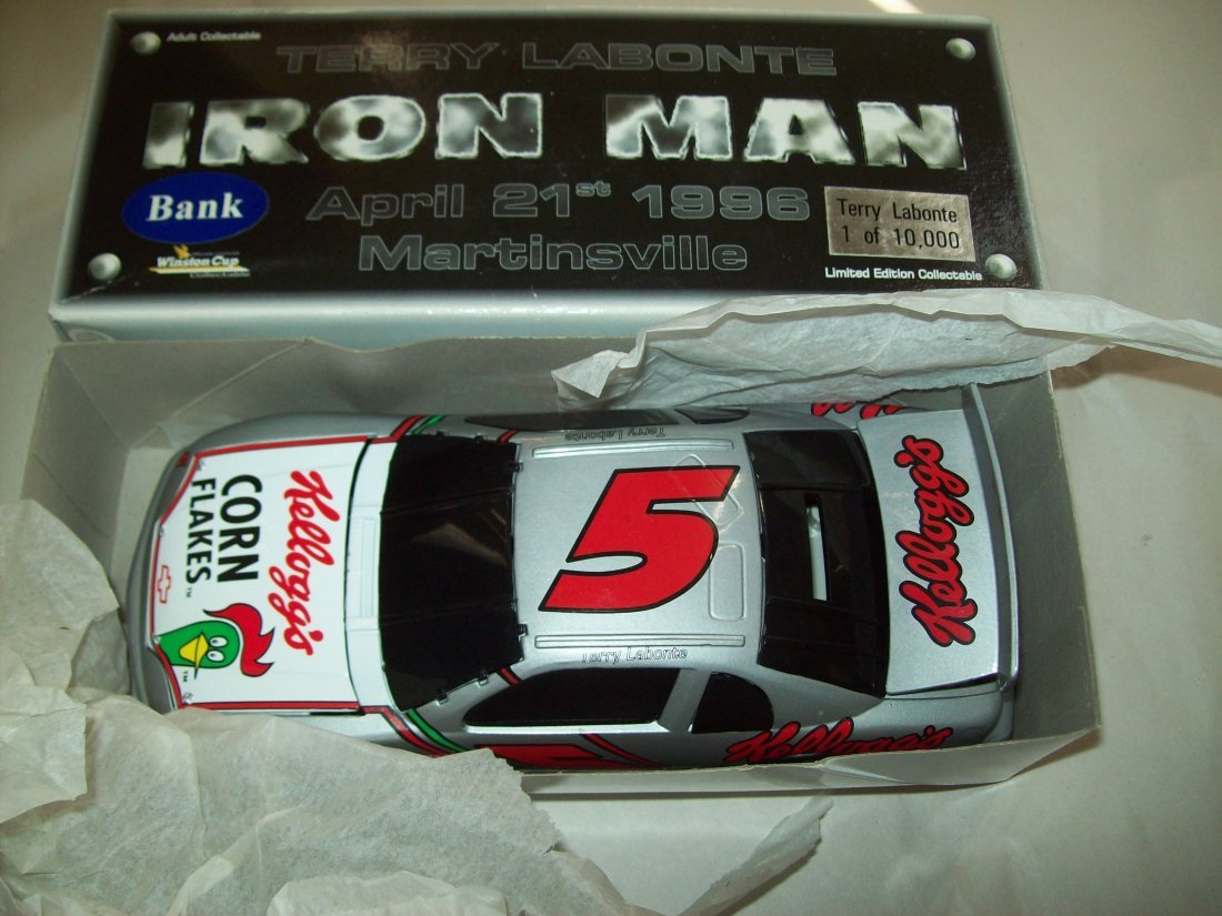 Terry Labonte Iron Man April 21st 1998 1/24 Scale