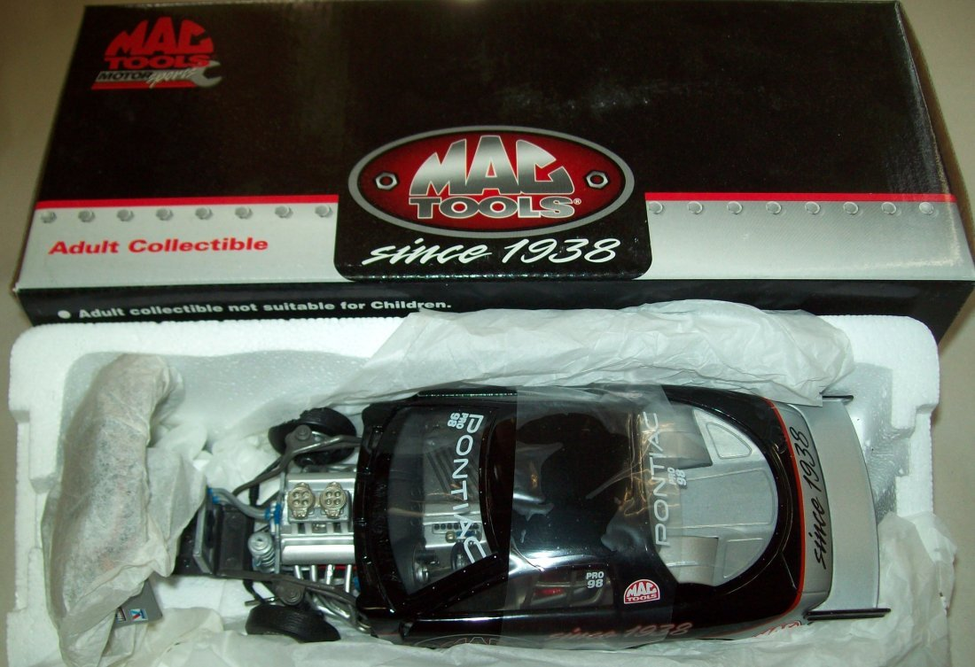 MAC TOOLS 1:24 Scale Pro Stock FireBird