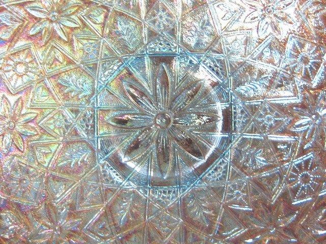 Imperial Hattie Deep Marigold 8 inch Round Bowl - 3