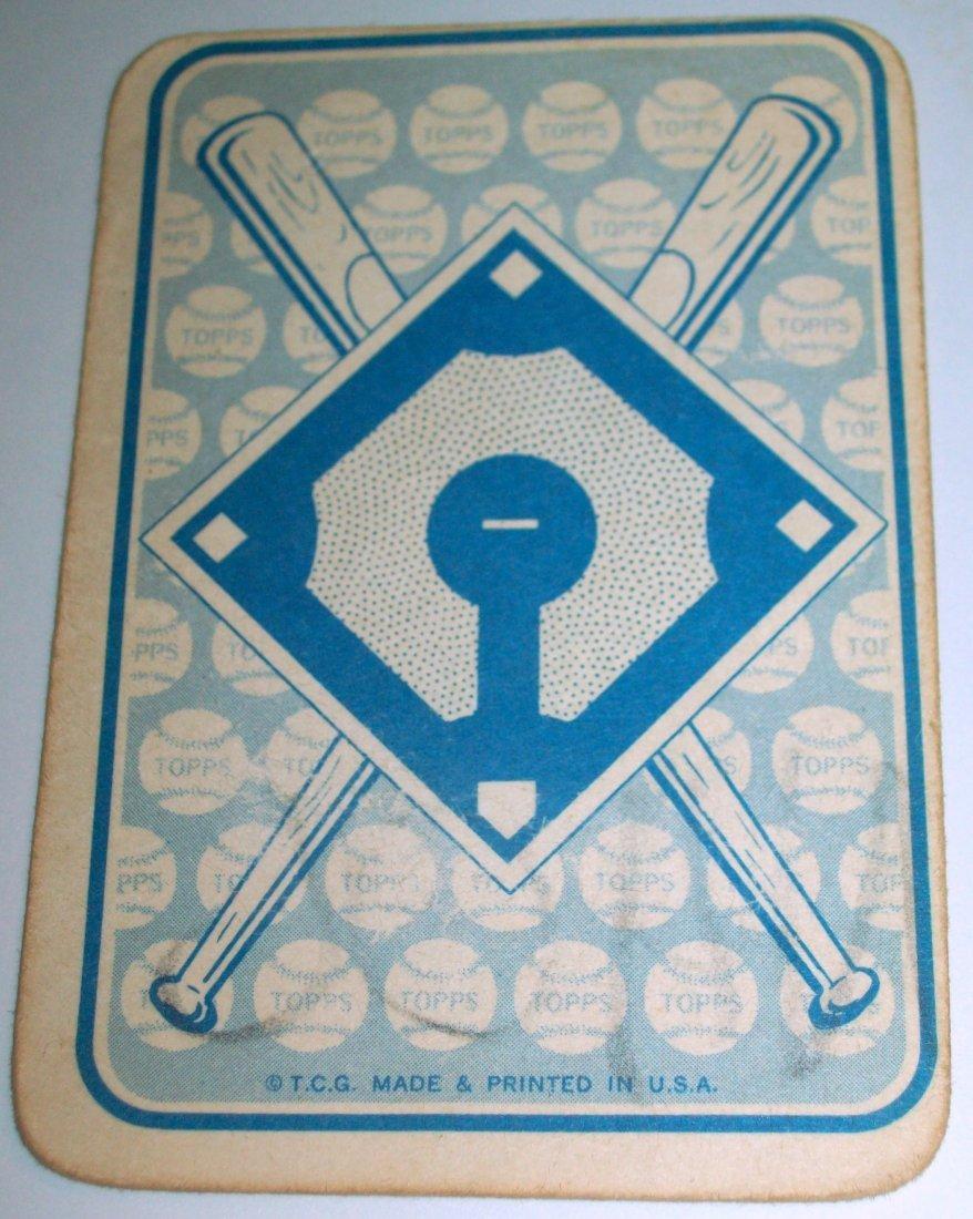 1968 Topps Baseball Game #4 Henry Hank Aaron SINGLE - 2