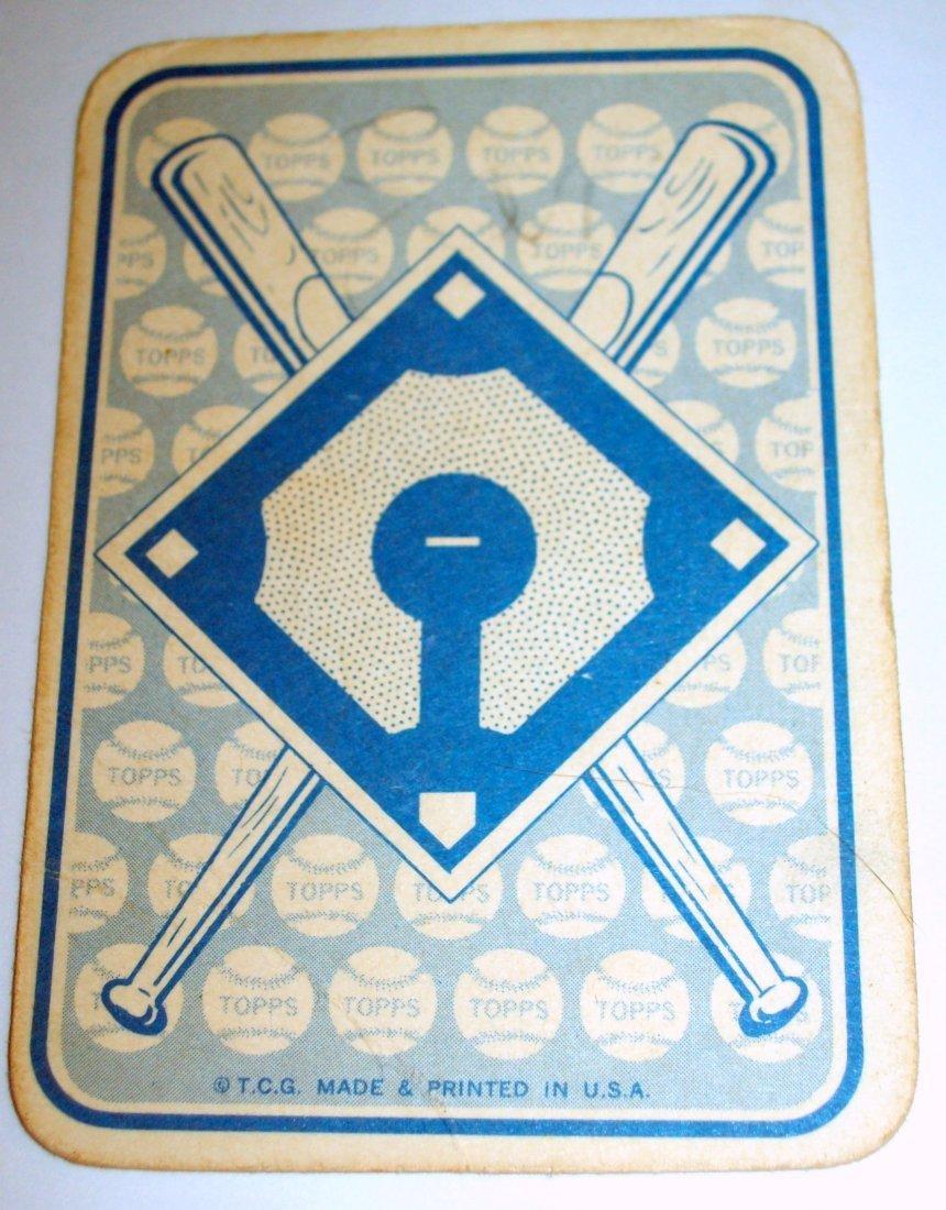1968 Topps Baseball Game #3 Carl Yaztrzemski SINGLE - 2