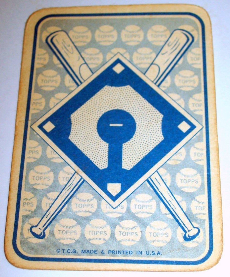 1968 Topps Baseball Game #7 Frank Robinson TRIPLE - 2
