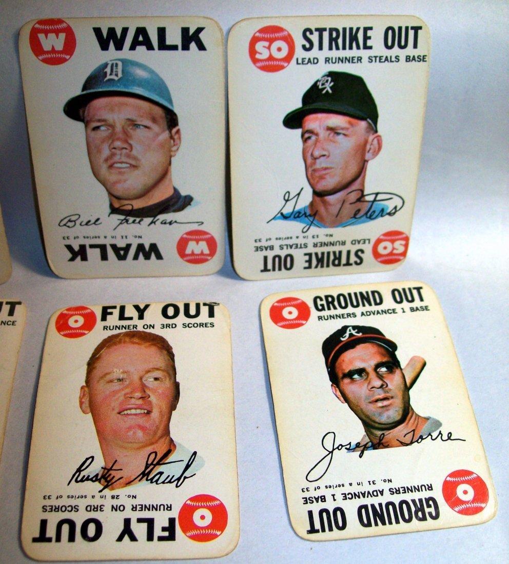 Lot of (20) 1960s Topps Baseball Cards - 3