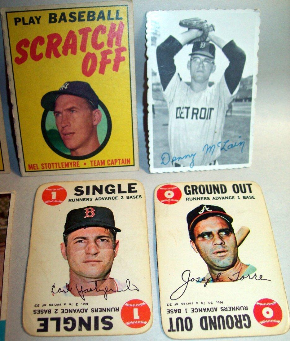 Lot of (15) 1960s Baseball Cards - 3