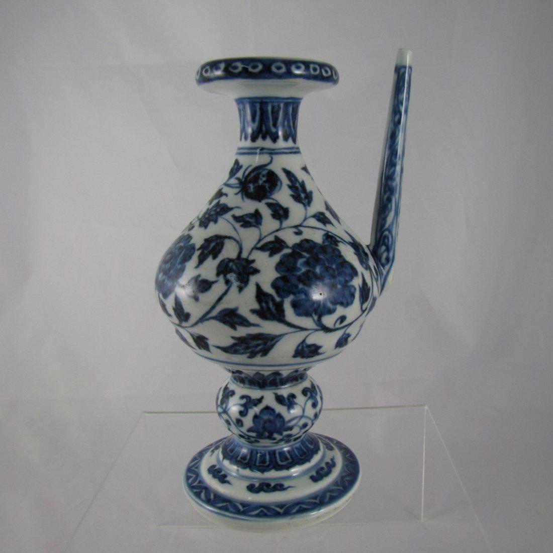 Chinese Ming Dynasty Porcelain Kendi