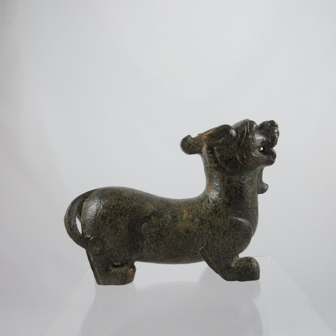 Chinese Archaeology Jade Sculpture