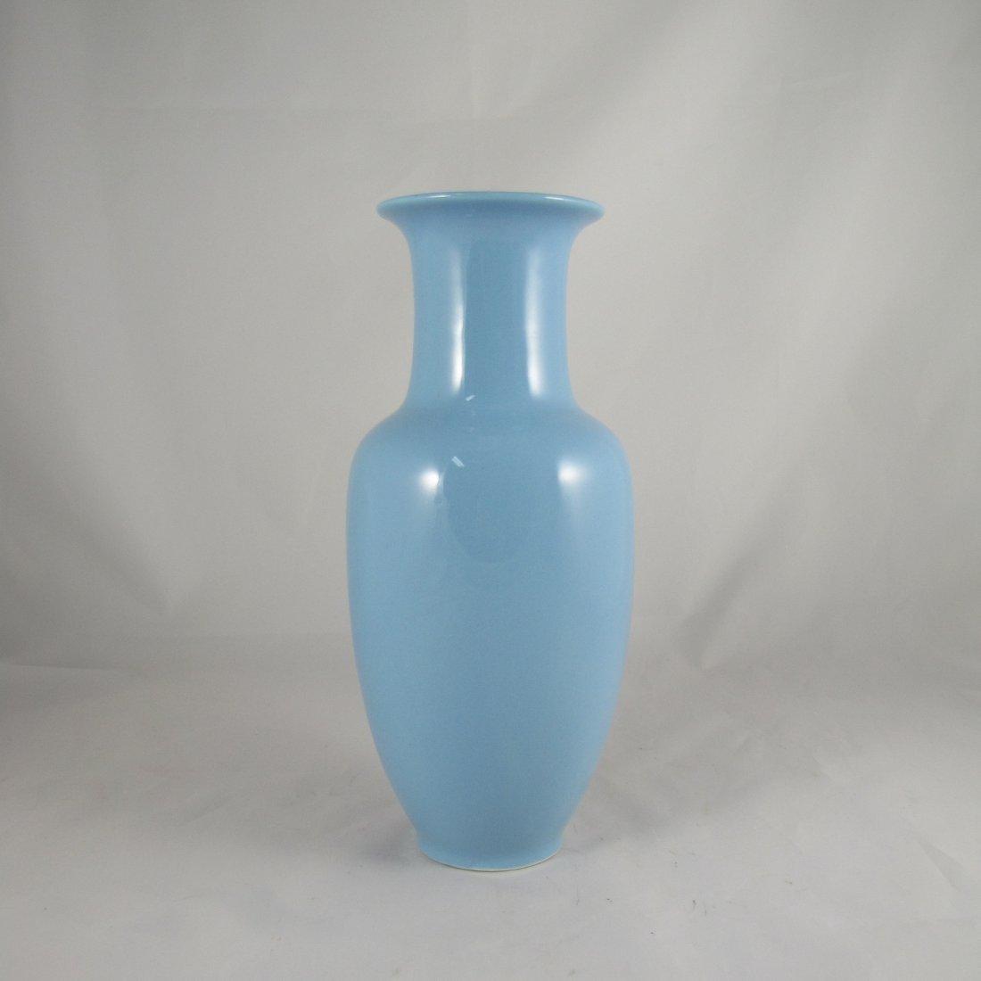 Chinese Monochrome Glazed Vases