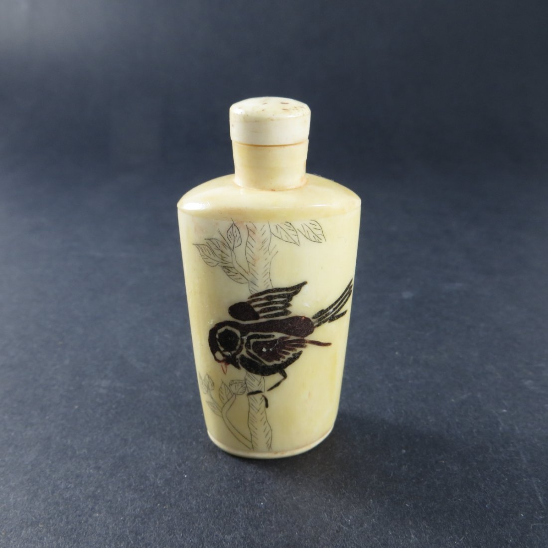 Chinese Qing Dynasty Snuff Bottle