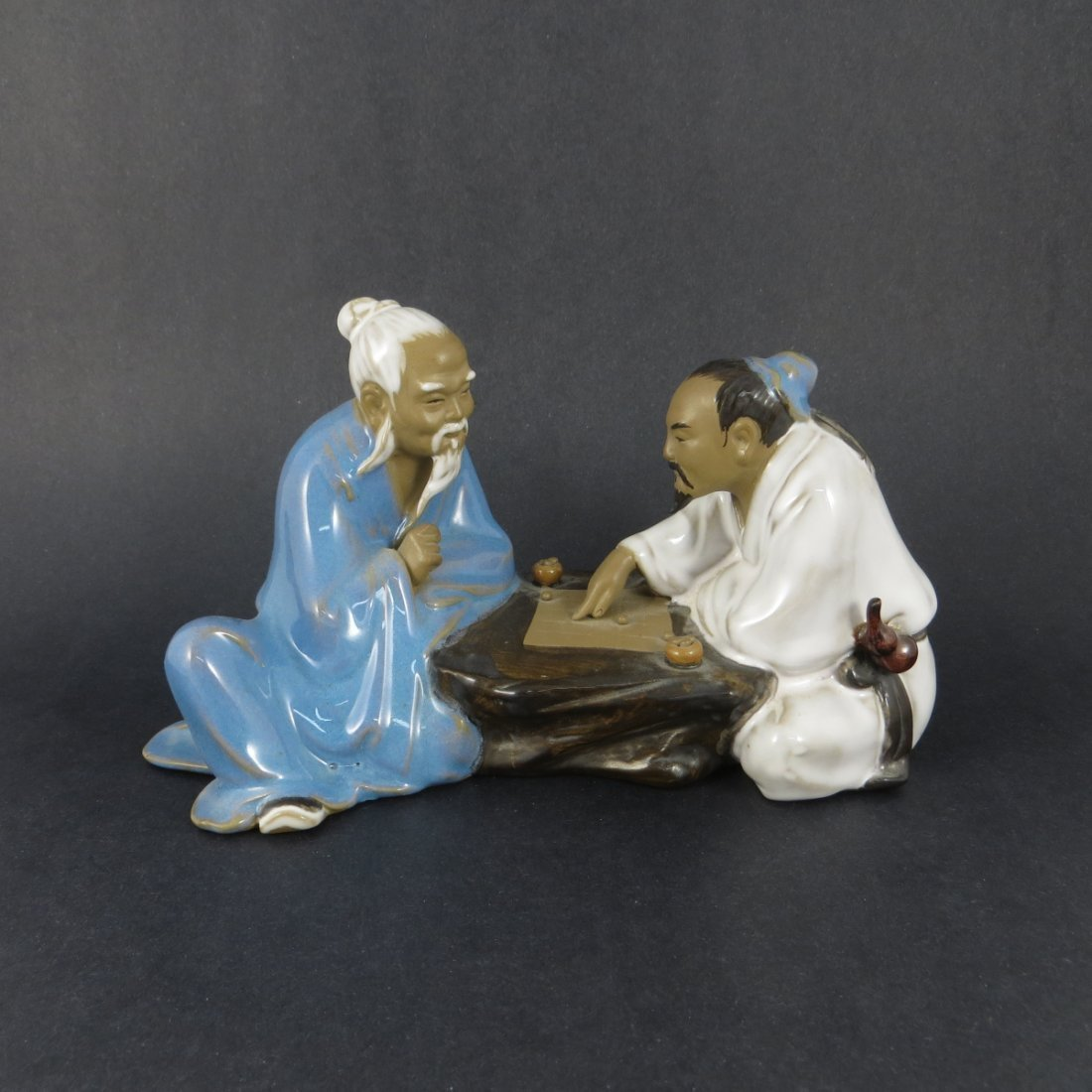 Chinese 1960s Porcelain Figures
