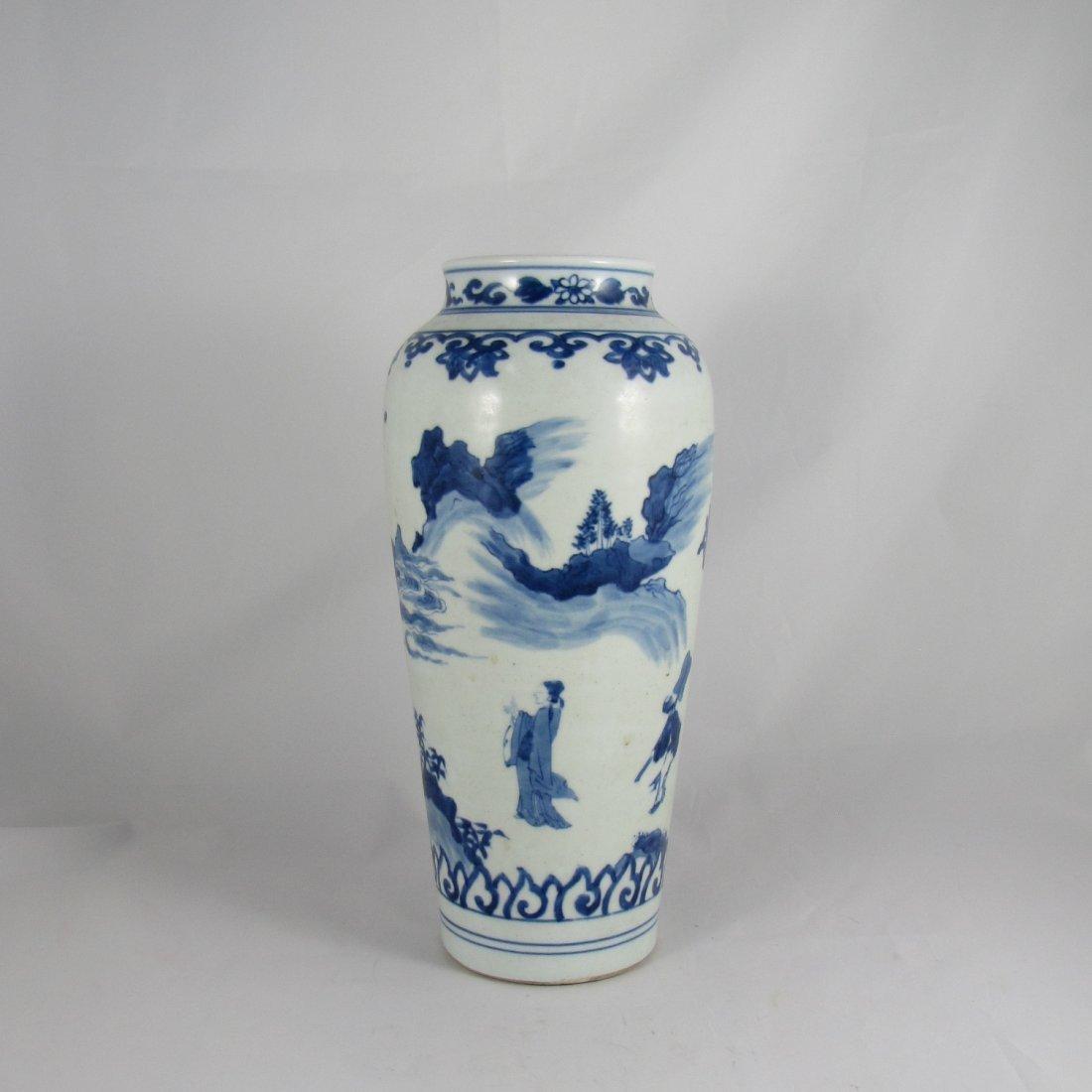 Chinese Ming Dynasty Porcelain Vase