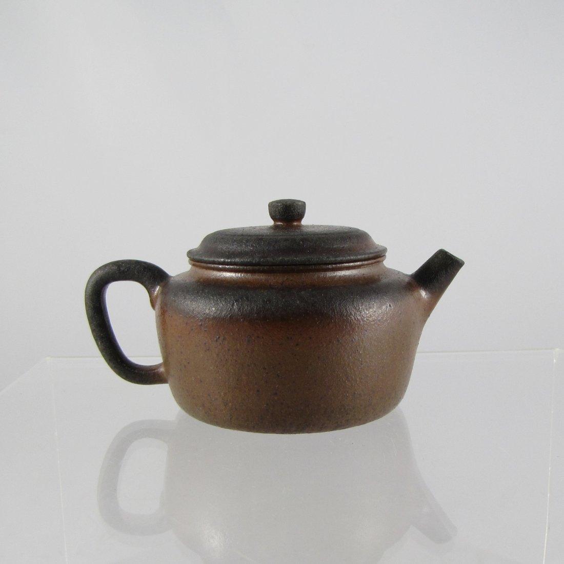 A Yixing Zisha Teapot