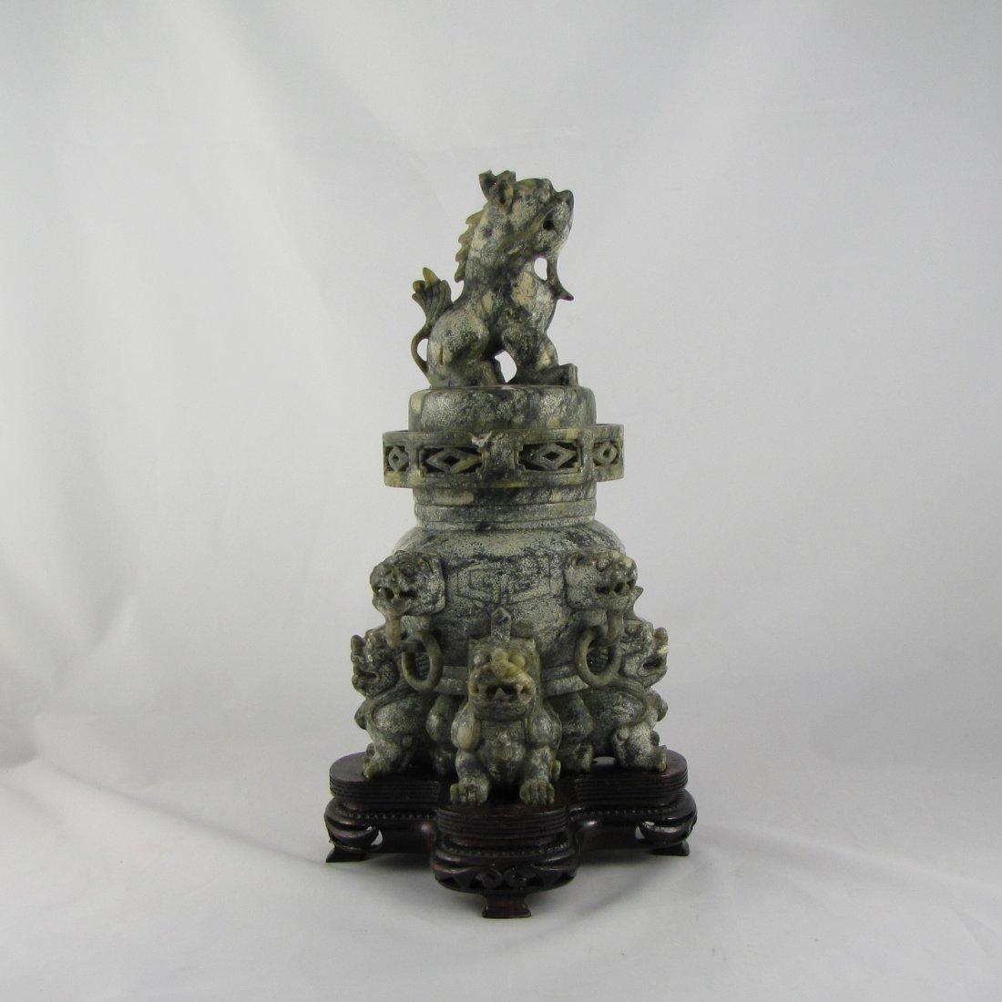 A Jade Censer