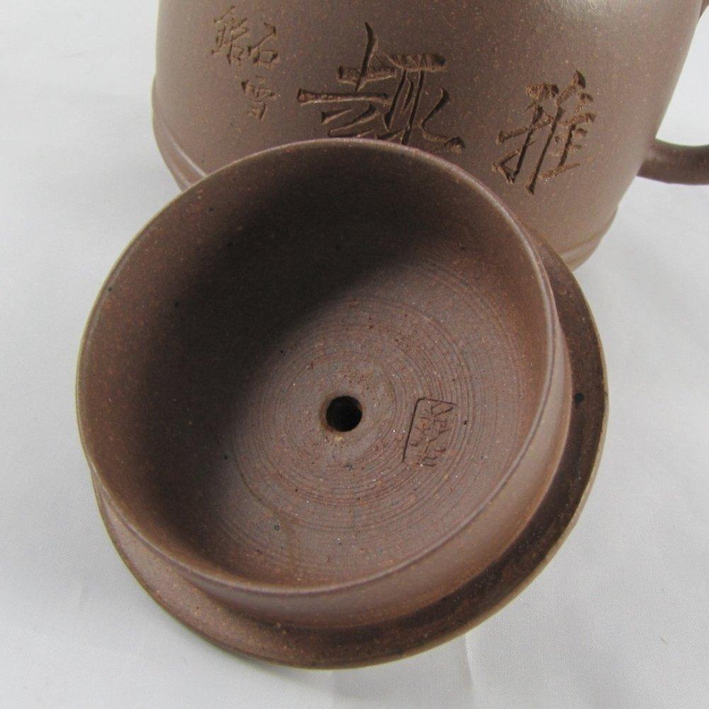 Chinese Yixing Zisha Teapot - 3