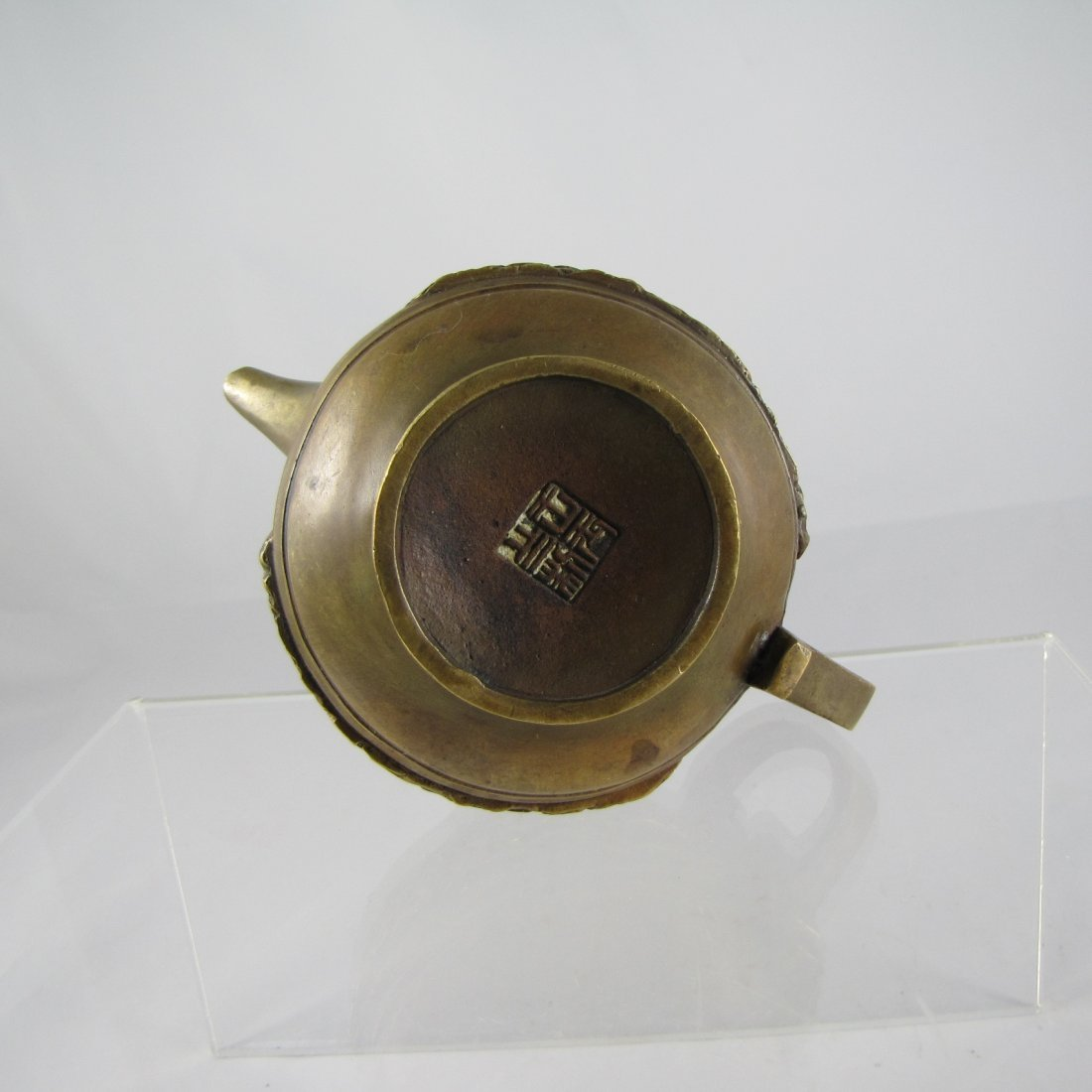 Chinese Copper Teapot - 3