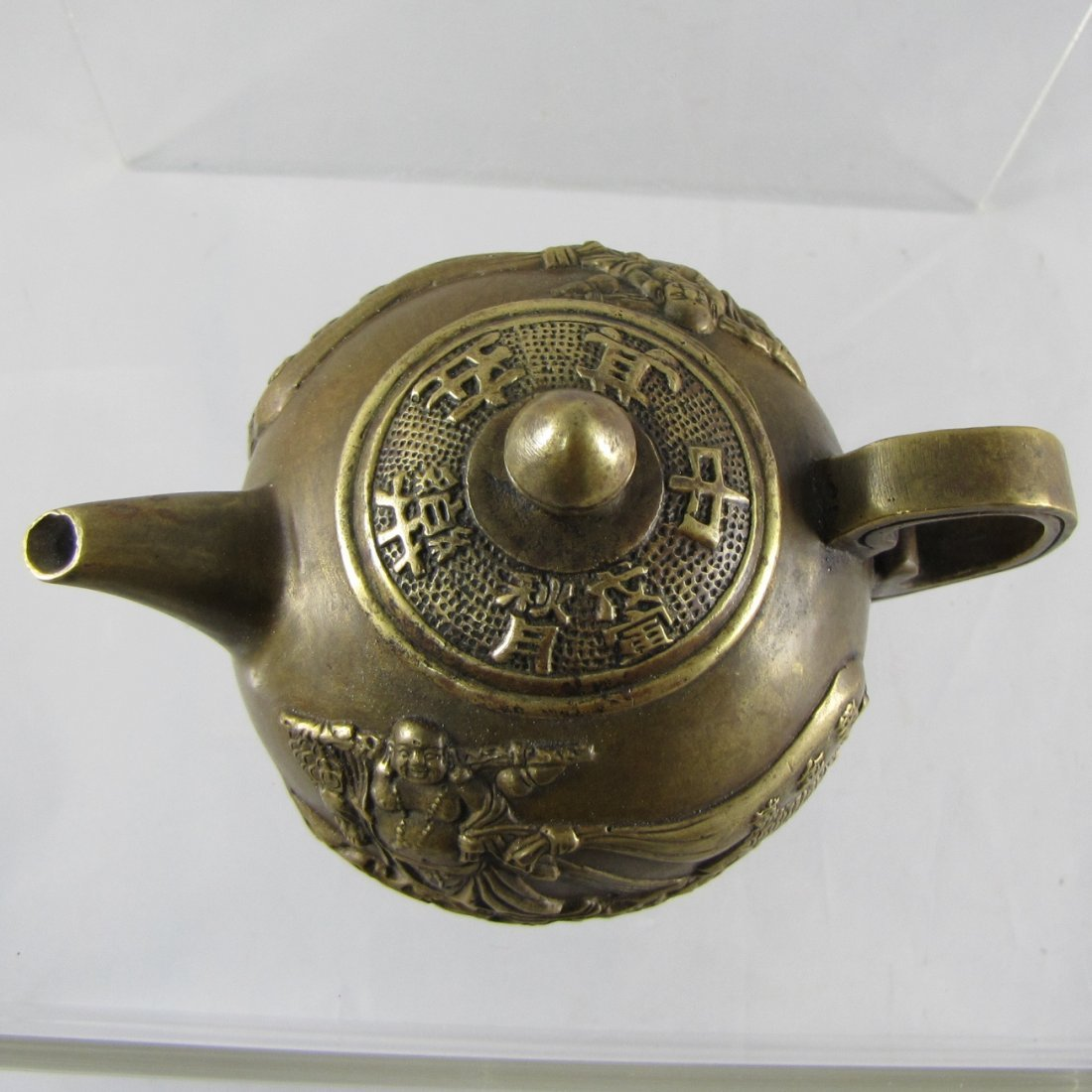 Chinese Copper Teapot - 4