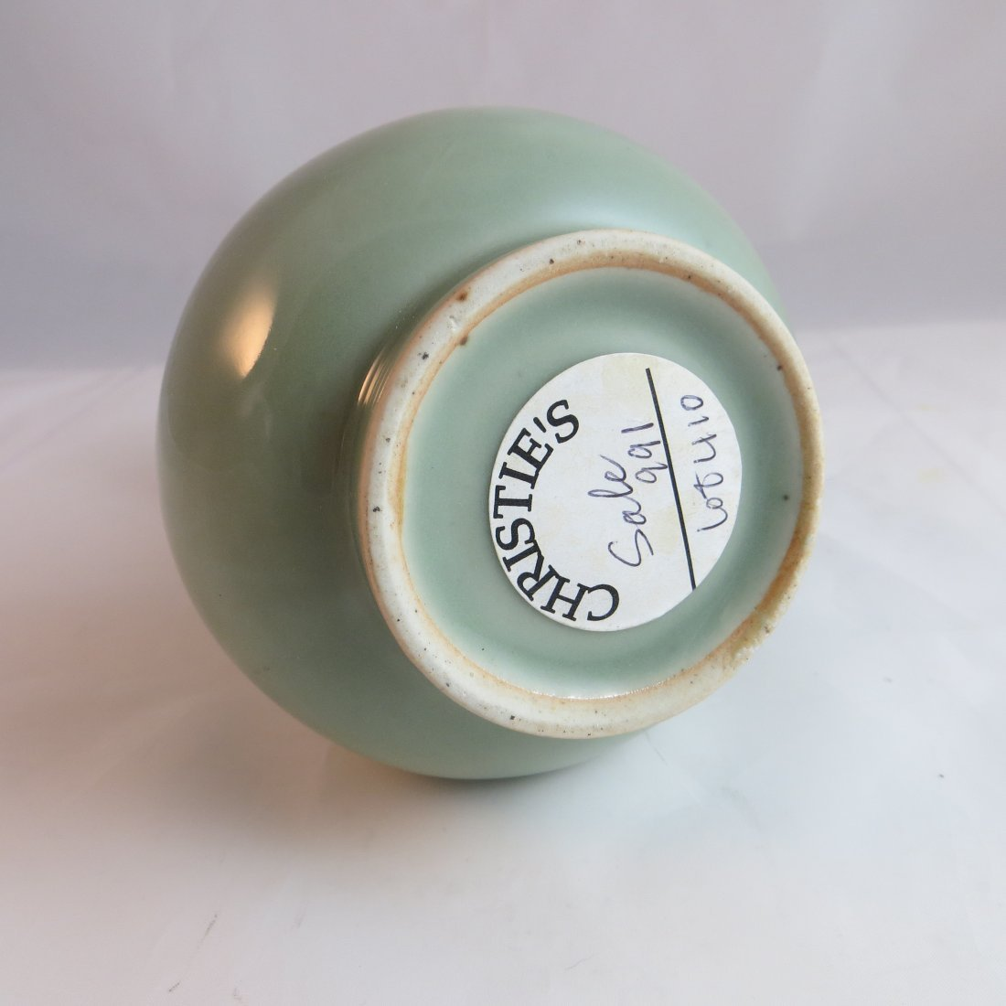 Chinese Song Dynasty Celadon Vase - 5