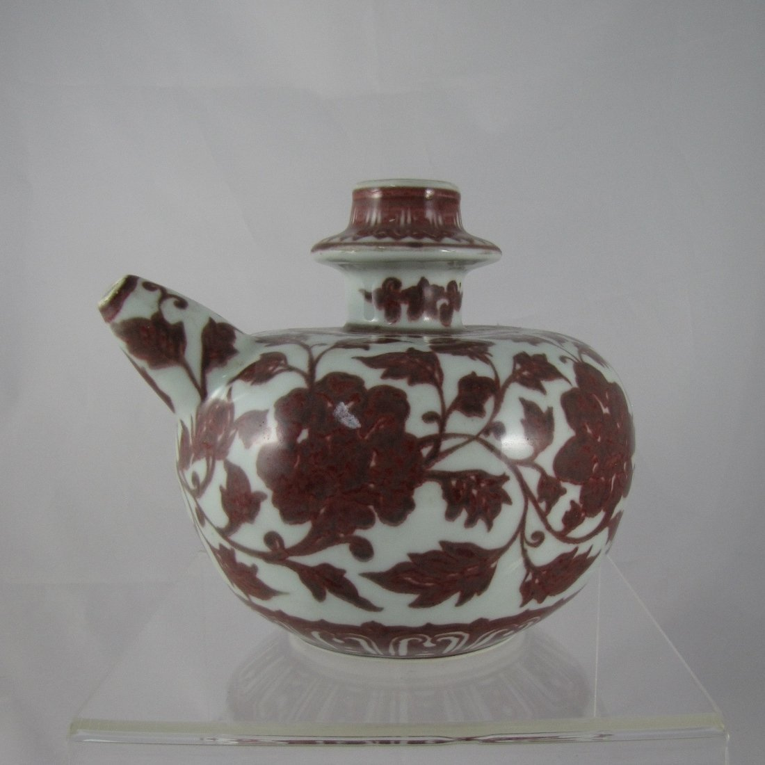 Chinese Ming Porcelain Pot