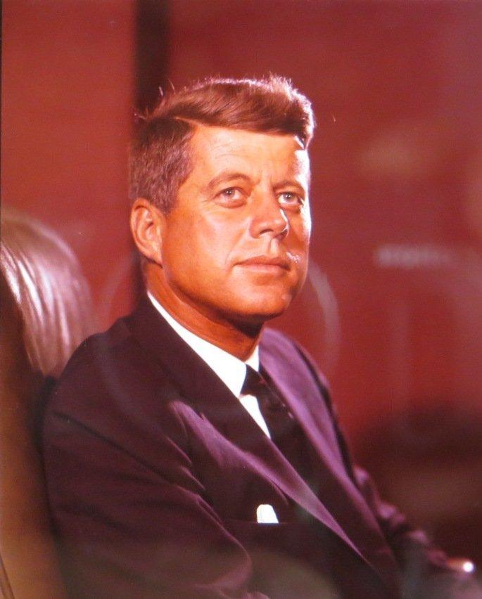 John F. Kennedy Photograph By Yousuf Karsh