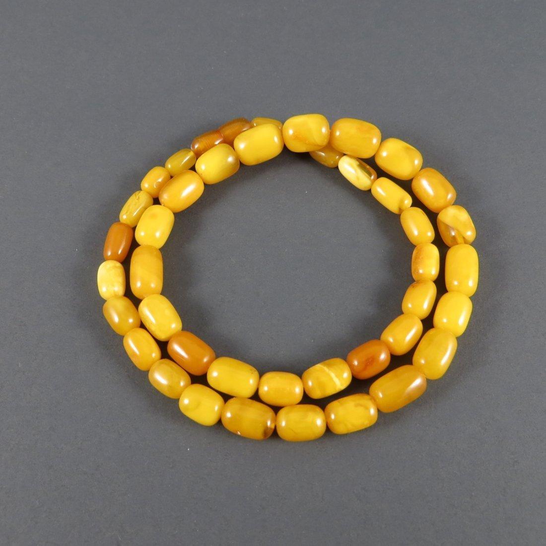 Amber/Butterscotch Necklace
