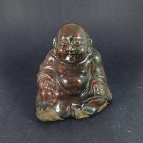 Chinese Ming Dynasty Maitreya Buddha
