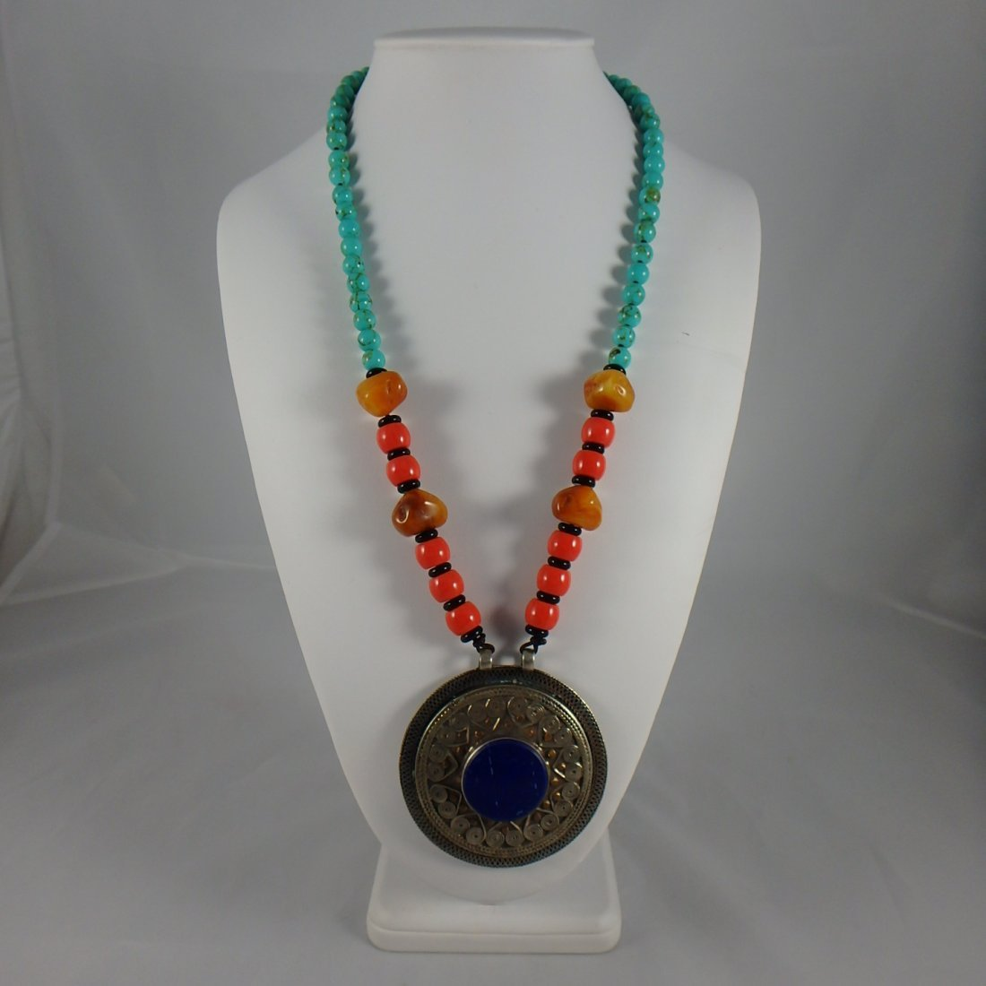 Chinese/Tibet Necklace