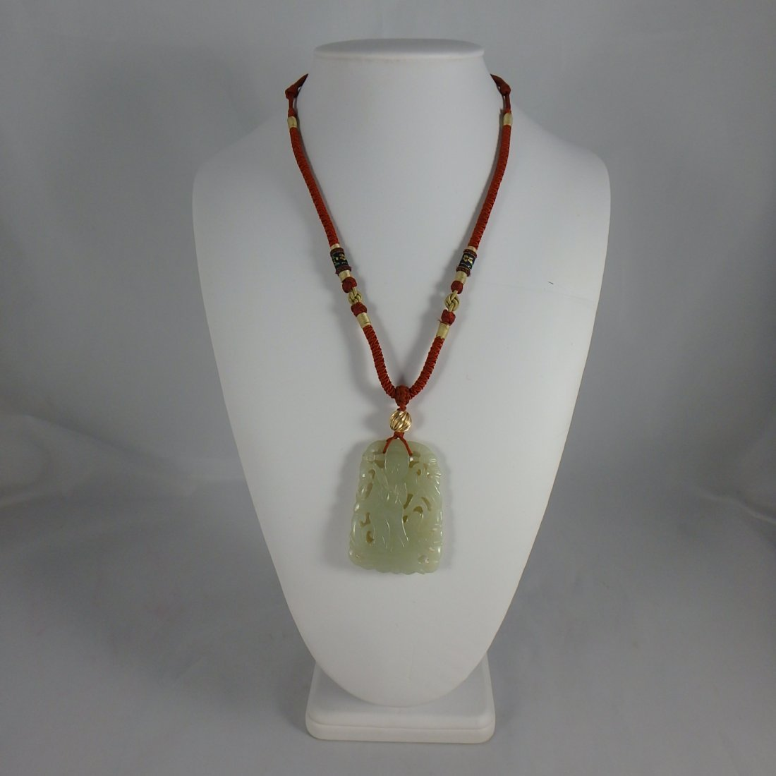 Chinese Ming Dynasty Jade Pendant