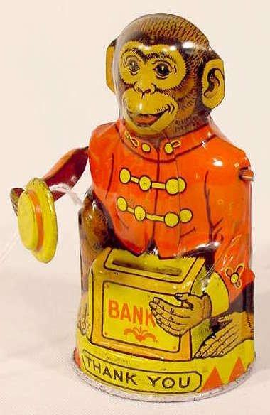 2006: Chein Tin Litho Monkey Bank NR