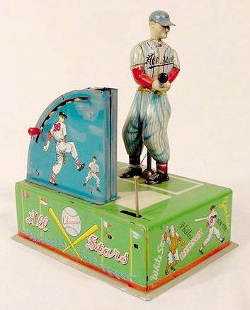2016: Tin B.O. Champion All Stars Baseball Batter NR