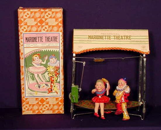 2340: New Japan Keywind Marionette Theater